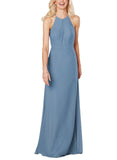 Sorella Vita Bridesmaid Dress Style 9330 in Bluestone - Front
