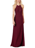 Sorella Vita Bridesmaid Dress Style 9330 in Burgundy - Front