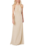 Sorella Vita Bridesmaid Dress Style 9330 in Champagne - Front