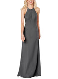 Sorella Vita Bridesmaid Dress Style 9330 in Charcoal - Front
