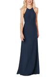 Sorella Vita Bridesmaid Dress Style 9330 in Navy - Front