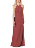 Sorella Vita Bridesmaid Dress Style 9330 in Sangria - Front