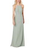 Sorella Vita Bridesmaid Dress Style 9330 in Sea Glass - Front