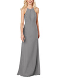 Sorella Vita Bridesmaid Dress Style 9330 in Steel - Front