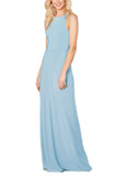 Sorella Vita Bridesmaid Dress Style 9356 in Glacier - Front