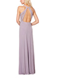 Sorella Vita Bridesmaid Dress Style 9356 in Thistle - Back