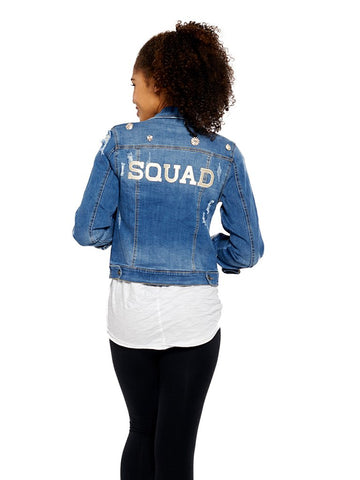 Squad Denim Jacket