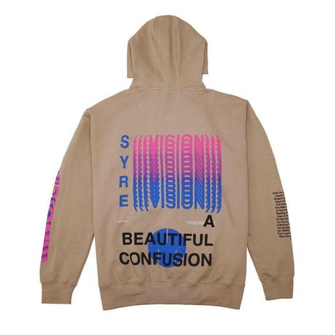 Syre Tour Fawn Unisex 3D All-Over Print Hoodie