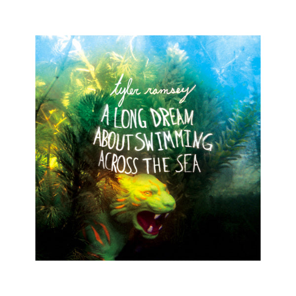 A Long Dream About Swimming Across The Sea CD