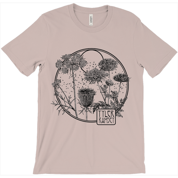 Weeds T-Shirt (Black)