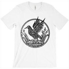 Black Bird T-Shirt (Black)