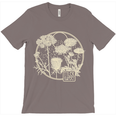 Weeds T-Shirt (Cream)
