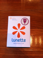 Lunette Menstral Cup - (size 2)