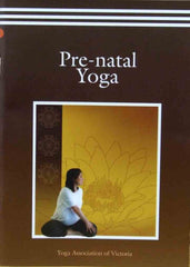 Pre-Natal Yoga Book and CD