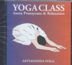 Introduction to Yoga - CD