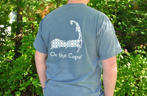 On the Cape Anchor Tee