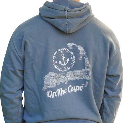 On the Cape Hooded Sweatshirt