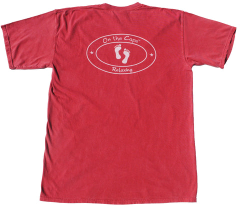 On the Cape™ Footprint Adult Tee