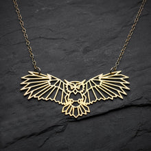 Load image into Gallery viewer, Unique Owl Necklace