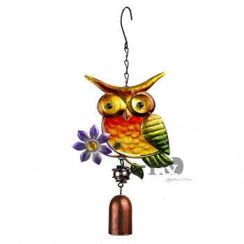 Deep Resonant Relaxing Wind Chime