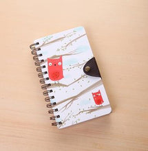 Load image into Gallery viewer, Hand-painted Small Journal