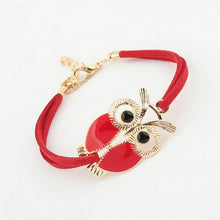 Load image into Gallery viewer, Owl Decorated Bracelet
