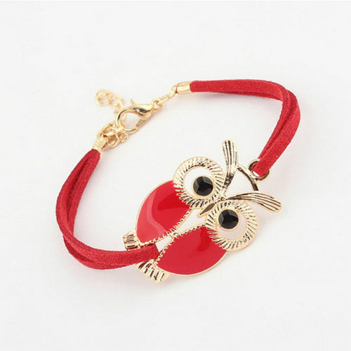 Owl Decorated Bracelet