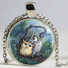 Load image into Gallery viewer, Lovely Owl Necklace