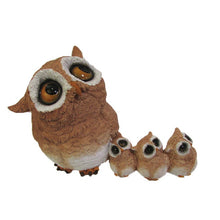 Load image into Gallery viewer, Small Owl Animal Figurine