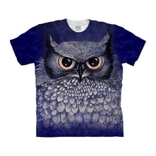 Load image into Gallery viewer, Lovely Owl T-shirt