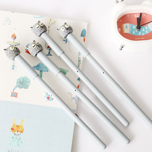 Creative Owl Gel Pen