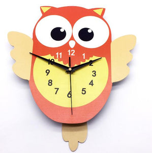 Mute Decorative Wall Clock