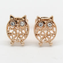 Load image into Gallery viewer, Crystal Stud Earrings
