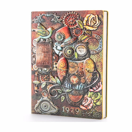 Embossed School Journal
