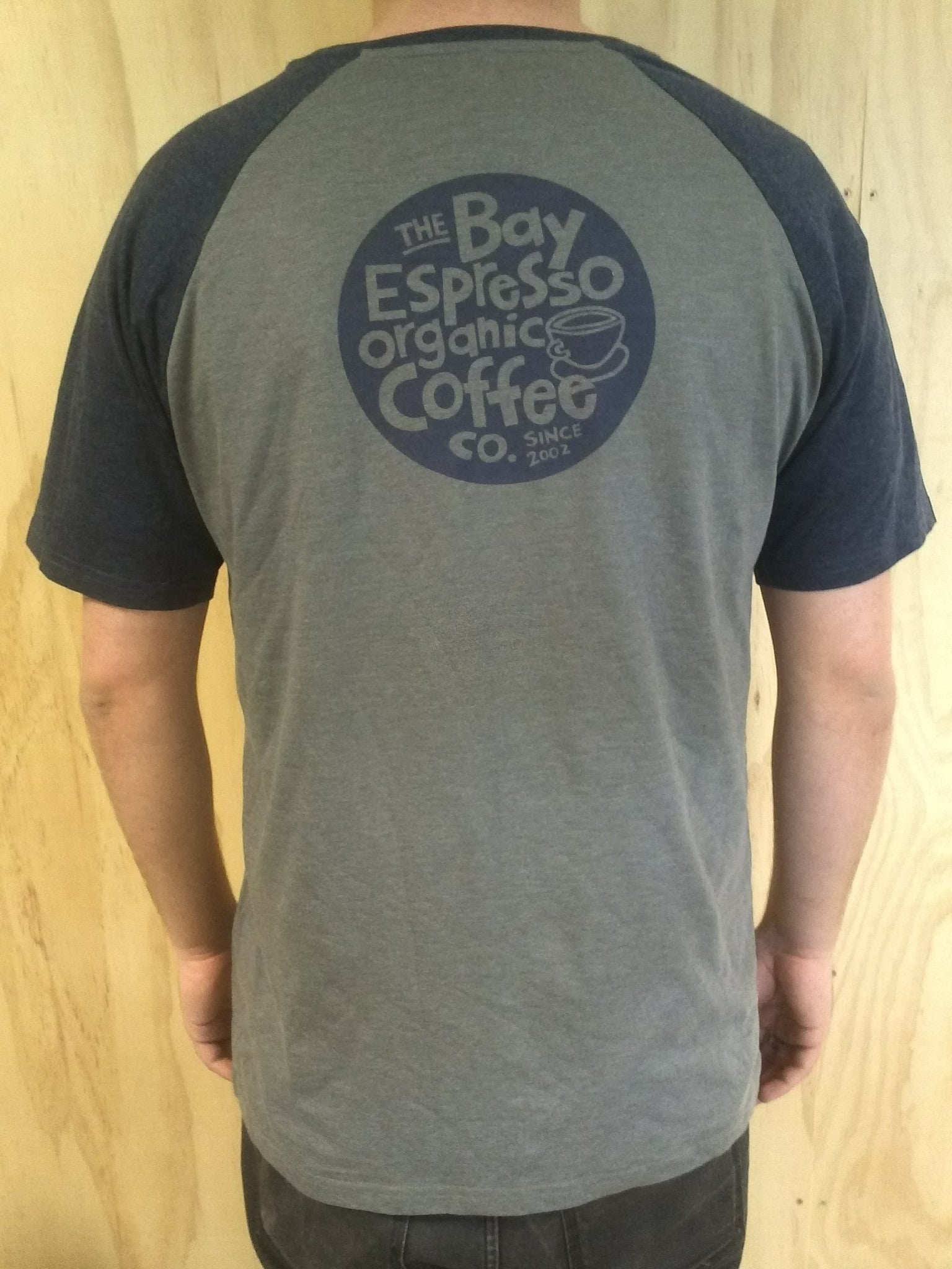 New Bay Espresso T-Shirt - Mens