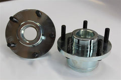Early commodore hub adapters needed for VT onwards or any larger brake upgrades being fitted to VB to VP S1 commodores.