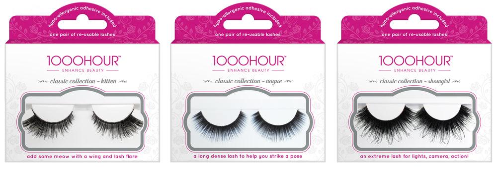 Fun lashes