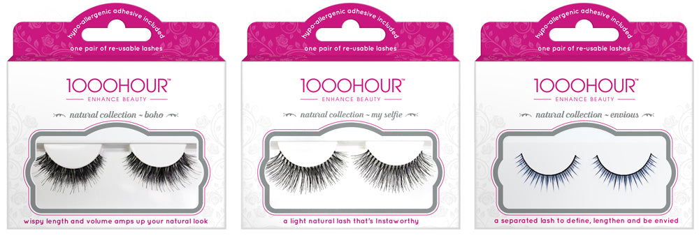 Natural Lashes