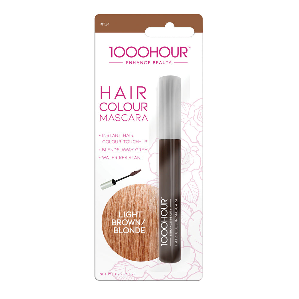Hair Colour Mascara - Light Brown