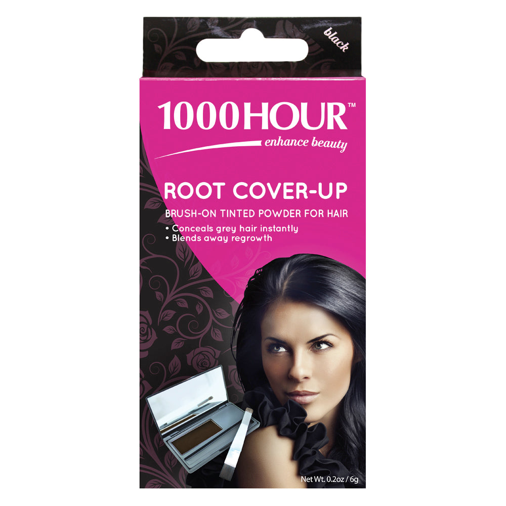 1000HOUR Root Cover-up Black
