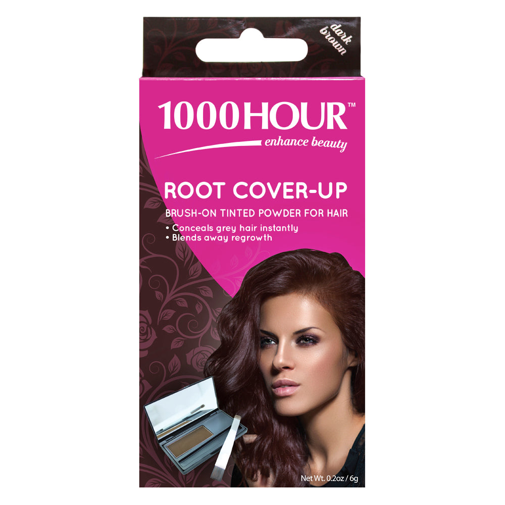 1000HOUR Root Cover-up Dark Brown