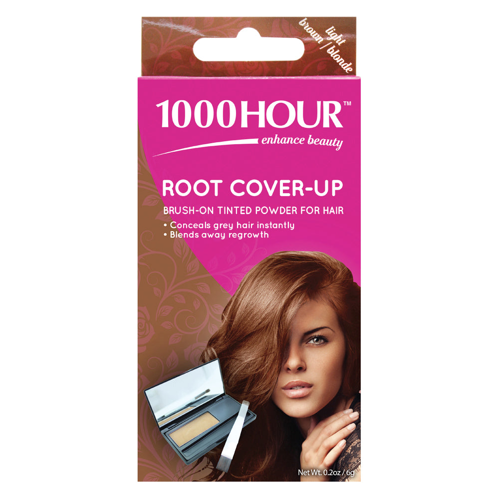 1000HOUR Root Cover-up Light Brown Blonde