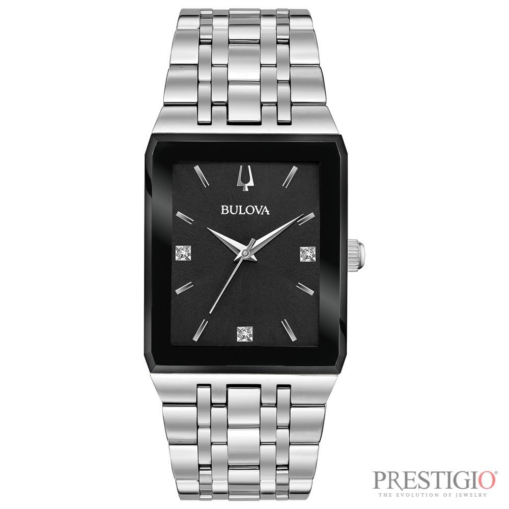 Bulova Quadra Watch