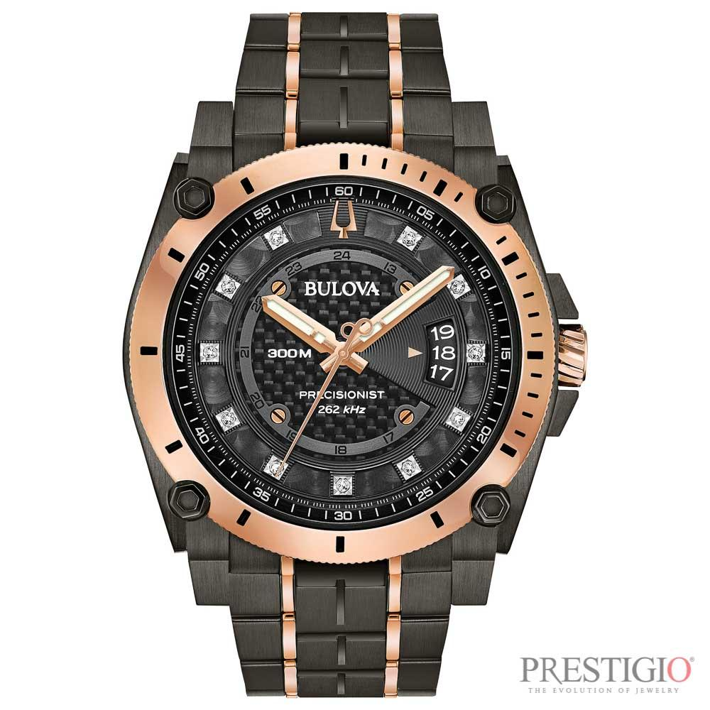 Bulova Precisionist Watch