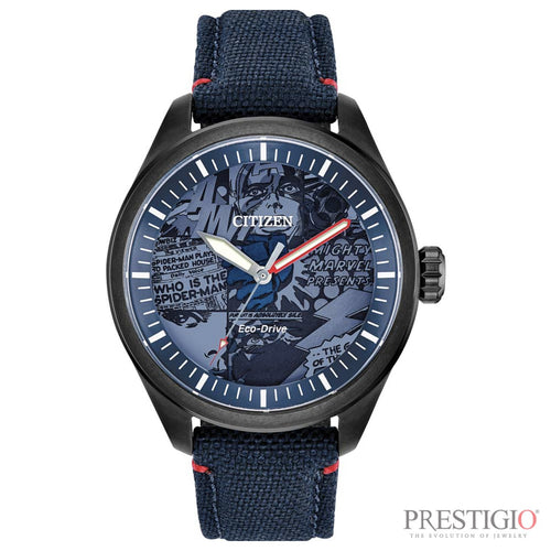 Citizen Marvel Heroes Watch - prestigiojewelers