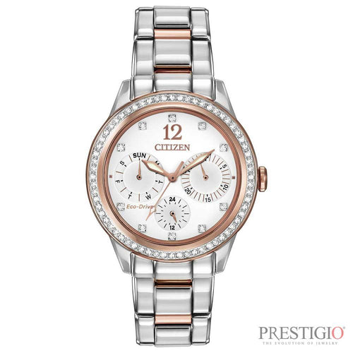 Citizen Silhouette Crystal Watch - prestigiojewelers