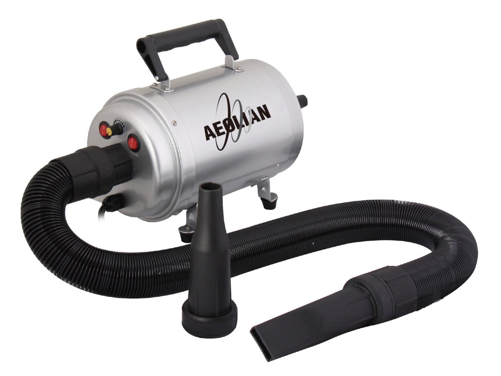 Aeolian Blaster Dryer with Heater