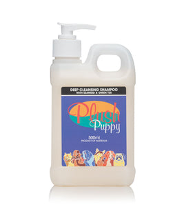 Deep Cleansing Shampoo (Plush Puppy)