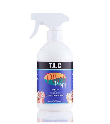 TLC Coat Conditioner (Plush Puppy)