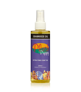 Seabreeze Oil - Hydrating Coat Oil